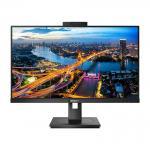 Monitor 242B1H 23.8 DVI HDMI DP Pivot Webcam